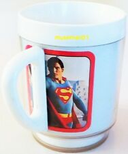 1978 SUPERMAN CUP ~ Insulated Mug ~ Christopher Reeve ~ @LOOK@