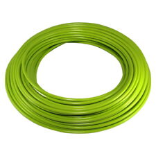 TEFLON DERAILLEUR BIKE OUTER CASING CABLE HOUSING GREEN 1m 4mm MTB ROAD PTFE