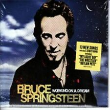 BRUCE SPRINGSTEEN - WORKING ON A DREAM -DIGIPACK - [CD]