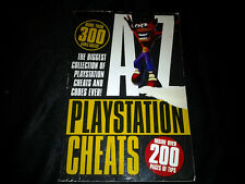 Retro Vintage Gaming Playstation One Games A-Z Cheat Codes