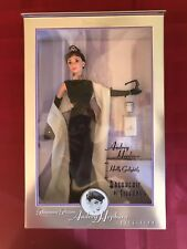 Audrey Hepburn Breakfast at Tiffany's set of 3 Barbie Doll MIP