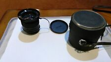 Vivitar Auto Wide-Angle 28mm 67mm 1:2.5 Lens With Case