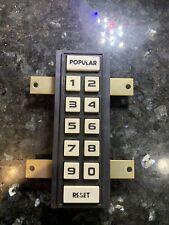 Rowe Jukebox R94 Keyboard