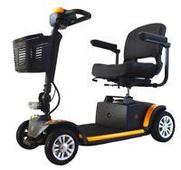 Elektromobil La Palma Scooter E-Mobil Elektroscooter Miniscooter zerlegbar