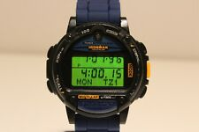 "VINTAGE SPACE DIGITAL MEN'S WATCH ""TIMEX"" DATALINK IRONMAN TRIATHLON"