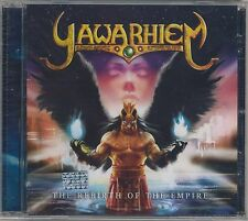 YAWARHIEM - The Rebirth Of The Empire (CD, sealed)