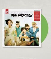 One Direction 1D Up All Night Debut Limited Green LP Vinyl  Pre Order