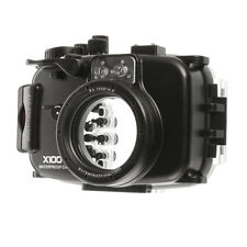 130FT/40M Waterproof Underwater Diving Housing Case For Fujifilm X100T Camera