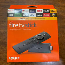 New Amazon Fire TV Stick (3rd Gen.) with Alexa Voice Remote | $40 On Amazon