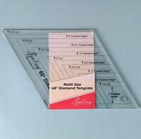 Diamond Template ~ Multi Size ~ Patchwork / Quilting