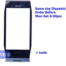 Nokia X7 X7-00 Digitizer Touch Screen Glass BLACK + tools