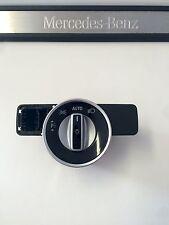 12-14 MERCEDES W204 W212 W207 W204 W211 Sedan Headlight Switch 2129050551 TESTED