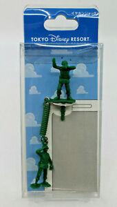 Tokyo Disney Resort Toy Story Little Green Army Men Cell Phone Earphone Jack