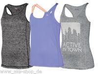 (R7) Crivit Damen Fitnesstop Top Wellnessshirt Yoga Shirt Fitness Shirt NEU