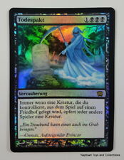 Mtg German Foil Grave Pact x1 8th Edition Magic the Gathering EX