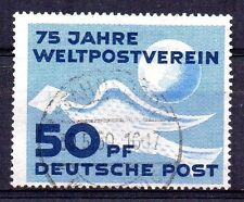 Lightly Hinged German Postage Stamps