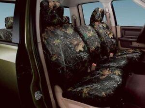 11-15 Dodge Ram New Mossy Oak Break-Up Infinity Camo Rear Seat Cover Crew Mopar