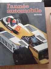 L'année automobile 1979-1980