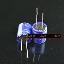 6pcs ELNA Clarion 4700uf 25v 4700mfd audio Capacitor caps 18*20mm 85°C