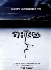 Thing The Movie Poster