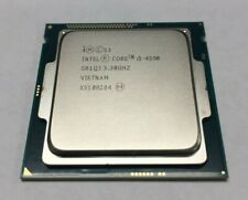 New listing Intel Core i5-4590 3.3Ghz / 6Mb 5Gt/S Quad Core Cpu Sr1Qj Socket Lga1150