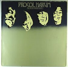 "12"" LP - Procol Harum - Broken Barricades - M976 - washed & cleaned"