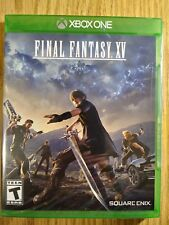 Final Fantasy Xv for Xbox One * Brand New And Factory Sealed * Free Shipping