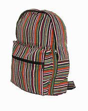 Rucksack Schulrucksack Nepal Retro Hippie Boho Freizeit backpack Vintage (RUK)
