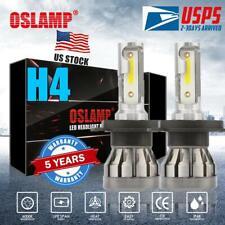 MINI H4 LED Headlight Bulbs Conversion Kit COB 1500W 225000LM Hi-Lo Beam 6000K