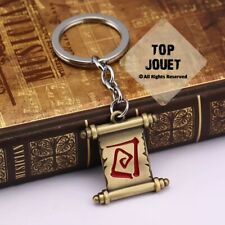 DOTA MAGIC TRANSFER SCROLL KEYCHAIN 2 COSPLAY COLLECTOR NEW GAME 3 PS4 XBOX 2019