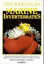 Marine Invertebrate Manual aquarium reef tropical marine saltwater tank keeping