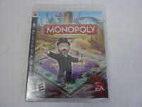 NEW - Monopoly (PS3, Playstation 3, 2008) - SEALED - Free US Shipping