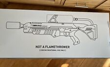Not A Flame Thrower NEW