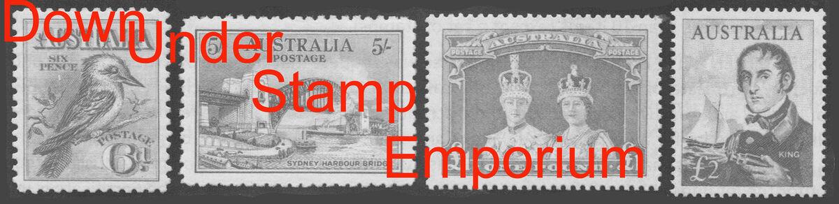 Down Under Stamp Emporium