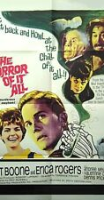 16mm feature-The Horror of it All- english sound