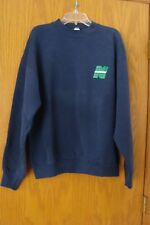 Vintage Norwest Bank Women's/Men's Navy Blue Sweatshirt size XL