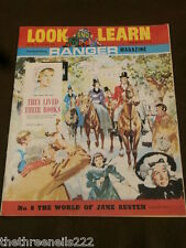 LOOK and LEARN # 365 - WORLD OF JANE AUSTEN - JAN 11 1969