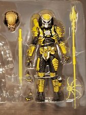 NECA Predator Sinestro Corps figure ONLY from NYCC 2019 Exclusive complete