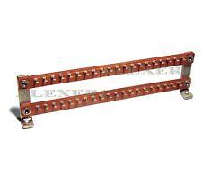 2pcs 40-pin Lug Bakelite Terminal Tag Turret Board T42 USSR New Old Stock