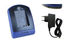 Caricatore (USB/Rete) NB-5L NB5L per Canon PowerShot SX200 IS, SX210 IS