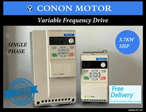 4kw/5.5HP 240V Single to Three Phase Variable Frequency Drive Inverter VSD VFD