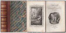 Milton Il Paradiso Perduto Milano Borroni e Scotti 1851 trad. Lazaro Papi_L4616