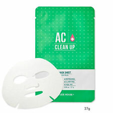 Etude House AC Clinic Clean Up Face Mask Sheet Korean Cosmetic B.B Beauty UK