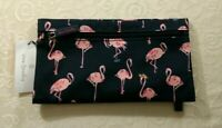 NWT Vera Bradley Lighten Up Double Zip Pencil Pouch Case School College Student