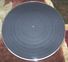 Pioneer PL-600 turntable Record Player Platter Base/Rubber Parts