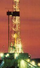 Postcard Hey IOWA - Let's get crude, oil well, Halbur,IA. (P-1)