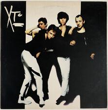 XTC WHITE MUSIC LP VIRGIN UK 1977 FIRST PRESS NEAR MINT PRO CLEANED