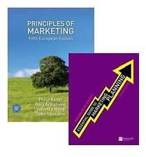 Kotler & Burk Wood:Principles of Marketing Pack, 5/e, Kotler, Philip & Armstrong