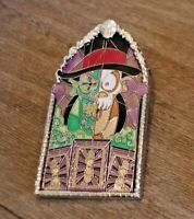 Disney DLR Pin of the Month - Windows of Evil - Dr. Facilier LE 2000 Pin