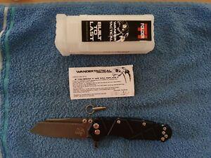 Wander Tactical Mistral Taschenmesser Sammlermesser Outdoormesser